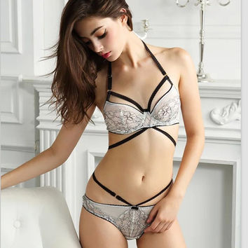 Ladies Bra Sexy Set [8926552323]