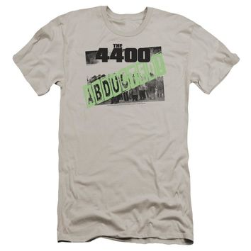 4400 - Abducted Premuim Canvas Adult Slim Fit 30/1