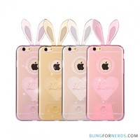 Rabbit Ears Case - iPhone 6 Skin