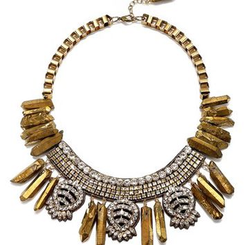 Suzanna Dai 'Sierra' Statement Necklace | Nordstrom