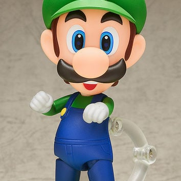 Luigi from Super Mario Nendoroid Figure (re-run)