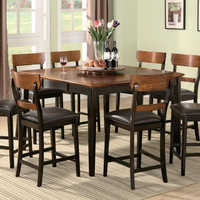 Franklin Collection Counter Height Table by Coaster