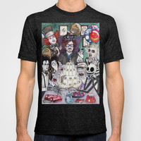TIM BURTON TEA PARTY T-shirt by VinceGabriel