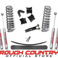Ford F100 2.5-inch Suspension Leveling Lift Kit 1970 - 1976