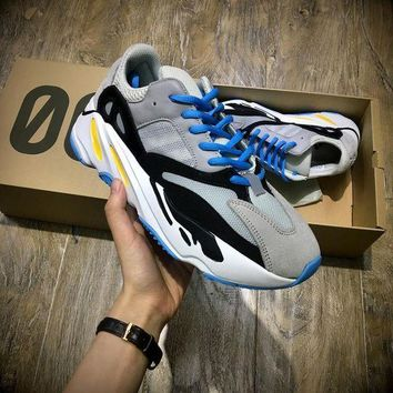 Kanye West X Adidas Yeezy 700 Joint Style Tide Brand Retro Sneakers F/A