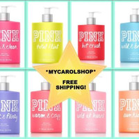 Victoria's Secret PINK Body Lotion 16.9 oz -500 ML Various Fragrances!