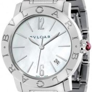 Bulgari - BVLGARI Automatic 37mm - Stainless Steel