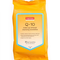Q-10 Cleansing Tissues