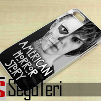 American Horror Story skull Tate - iPhone 4/4S, iPhone 5/5S, iPhone 5C and Samsung Galaxy S3, S4