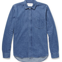 Our Legacy - Hemp and Cotton-Blend Shirt | MR PORTER