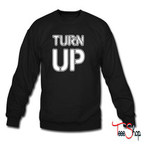 turnUp-Turn Down Fo4 sweatshirt