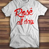 Rose All Day T shirt, Printed Tshirts, Printed tees