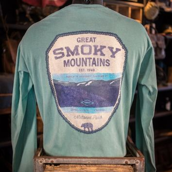 Great Smoky Mountains L/S Shirt