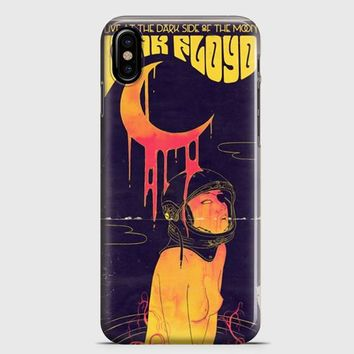 Pink Floyd Vintage Poster iPhone X Case | casescraft