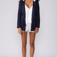 HelloMolly | Cuddle Up Jacket - Outerwear - Tops