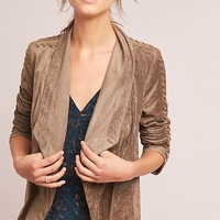 Doris Faux Suede Jacket