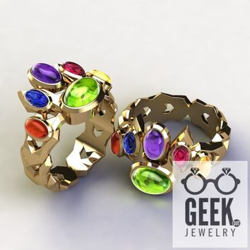 To Infinity and Beyond- The Stone Ring - Gents