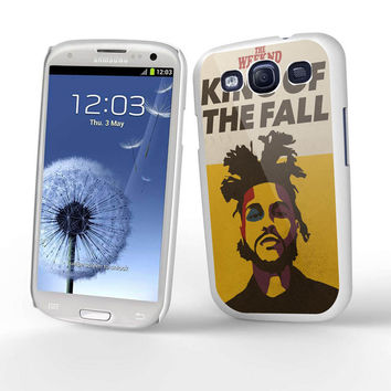 King of The Fall The Weeknd for Samsung Galaxy S3