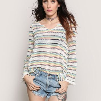 Electric Dreams Sweater - What's New at Gypsy Warrior