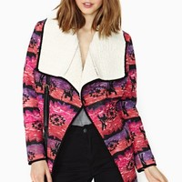 MinkPink The Wanderer Jacket