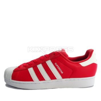 Adidas Original Superstar [BB2240] Men Casual Shoes Red/White