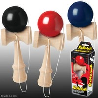 Deluxe Kendama Catch Game - Toysmith - Pack of 6 ea
