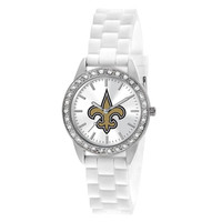 New Orleans Saints NFL Women's Frost Series Watch
