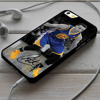Stephen Curry Grey Blue Gold iPhone 6|6 Plus Case Dollarscase.com
