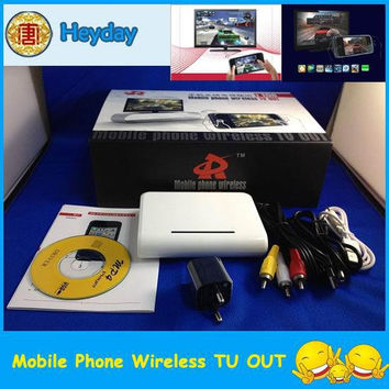 for phone IP 4 transmission accessory handheld device Rider I 108 mobile wireless TV OUT easy-taking