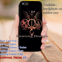 Famous Symbols iPhone 6s 6s+ 5c 5s 4s Cases Samsung Galaxy s5 s6 Edge+ NOTE 5 4 3 #movie #supernatural #GameOfThrones #harrypotter dl9