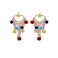 Tassel Earrings 11