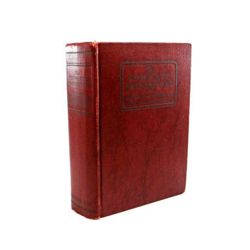 The Complete Shakespeare with The Temple Notes and Life of Shakespeare