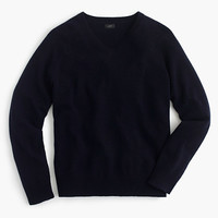 J.Crew Mens Tall Lambswool V-Neck Sweater