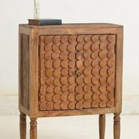 Tree Rings Cabinet by Anthropologie in Brown Motif Size: One Size House & Home