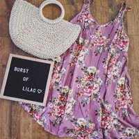 Watch Me Blossom Floral Dress