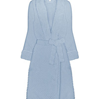 P.J. Salvage Blue Plush Robe