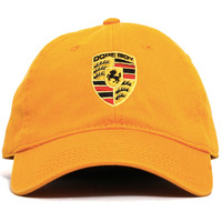 Stuttgart Unstructured Hat Yellow