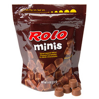 Rolo Minis Candy: 8-Ounce Bag