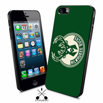 Milwaukee NBA iPhone 4s iphone 5 iphone 5s iphone 6 case, Samsung s3 samsung s4 samsung s5 note 3 note 4 case, iPod 4 5 Case
