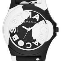 MARC BY MARC JACOBS 'Sloane' Silicone Strap Watch, 40mm   Nordstrom