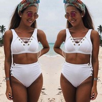 Bobbi Two Piece Swim Set