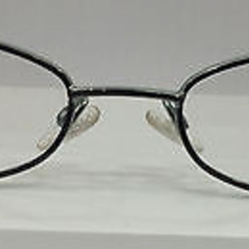 NEW AUTHENTIC GIORGIO ARMANI GA 387 COL LLE BROWN METAL EYEGLASSES FRAME 48MM