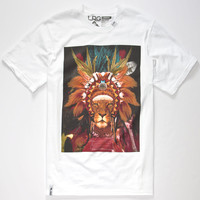 LRG Lion Chief Mens T-Shirt | Graphic Tees