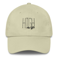 High On Life Dad Hat