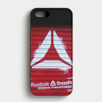 Reebok Crossfit iPhone SE Case