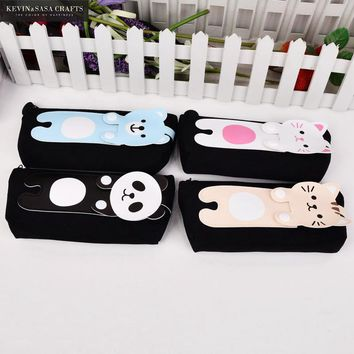 Great Pencil Case Kawaii School Supplies Bts Stationery Gift  School Cute Pencil Box Pencilcase Pencil Bag School Supply