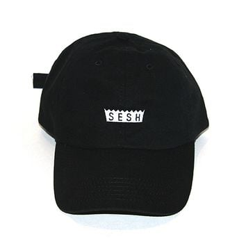 TeamSESH — Embroidered SESH Cap