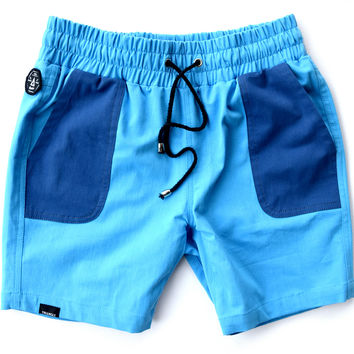 Chill Shorts - Blue