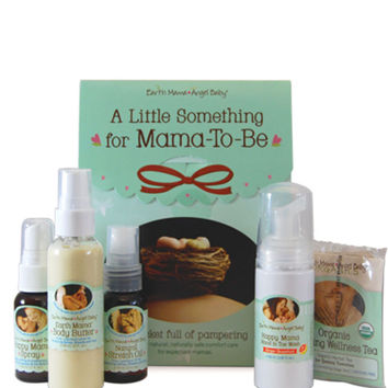Earth Mama Angel Baby | A Little Something For Mama-To-Be Gift Set