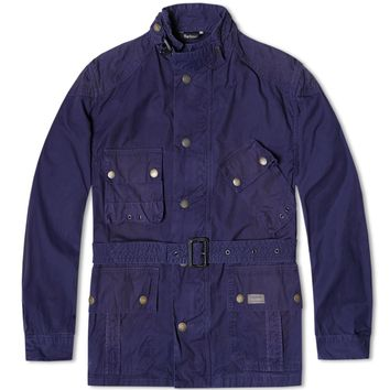 Barbour x Deus Ex Machina Washed Geelong Casual Jacket